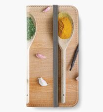 Spicy Life iPhone Wallet/Case/Skin