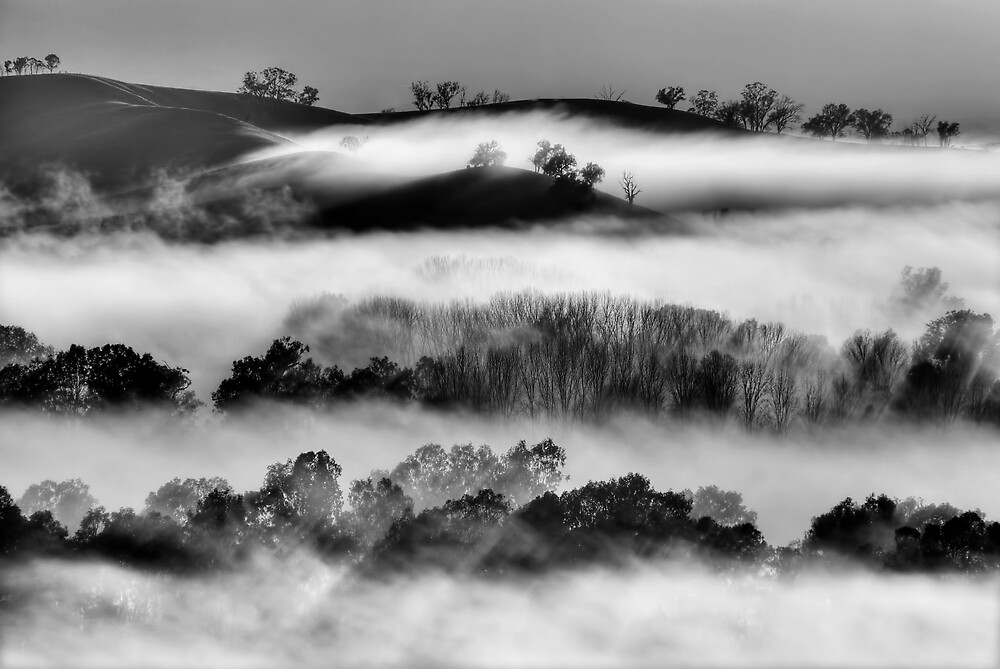 High Country Foothills by Kevin McGennan