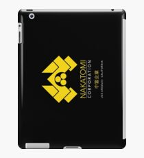 Nakatomi Corporation - Los Angeles California iPad Case/Skin