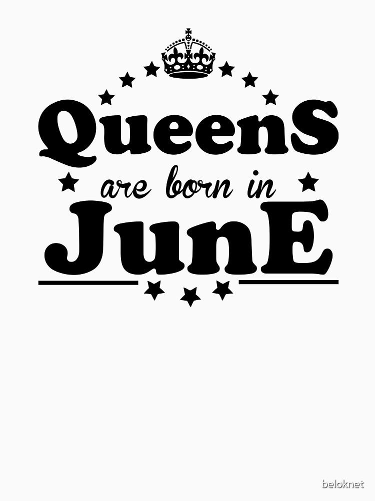 Queens are born in June by beloknet