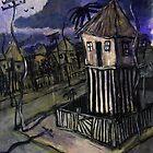 old brisbane house by glennbrady