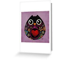 Owl's Hatch Greeting Card