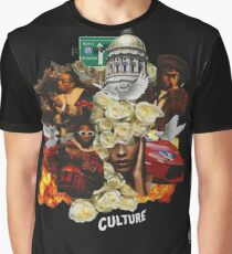 Migos Culture- C U L T U R E Graphic T-Shirt
