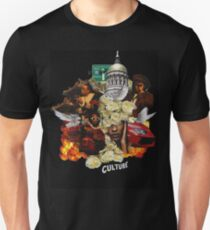 Migos Culture- C U L T U R E Unisex T-Shirt