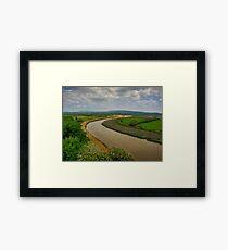River Shannon Framed Print