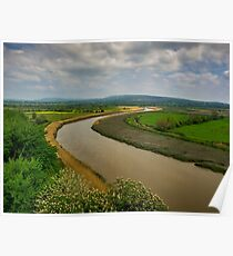 River Shannon Poster