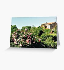 Charente Greeting Card