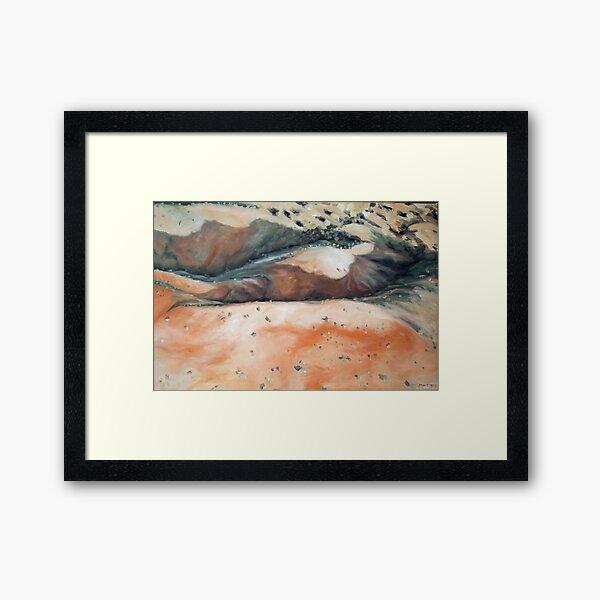 Morning Flight 1 Framed Art Print