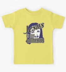 Jesus is my homeboy Kids Tee
