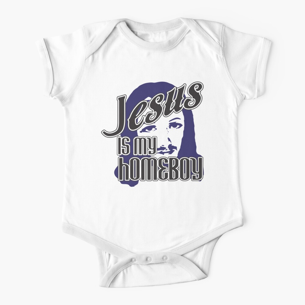 Jesús es mi amigo Body para bebé
