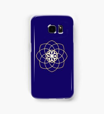 Many hearts, Much Joy! - Gold Phi Spiral Samsung Galaxy Case/Skin
