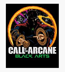 Call of the Arcane Photographic Print