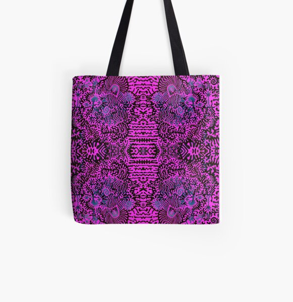 This is a purple dream All Over Print Tote Bag