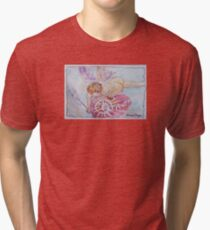 Angel of Truth Tri-blend T-Shirt