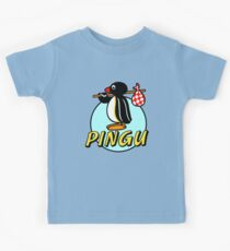 Penguin NUT Kids Tee