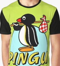 Penguin NUT Graphic T-Shirt