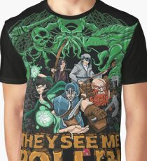 See Me Rollin' Graphic T-Shirt