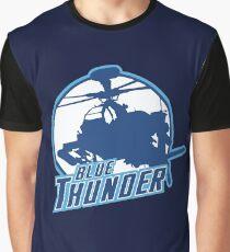 BLUE THUNDER - 80s TV SERIES Graphic T-Shirt
