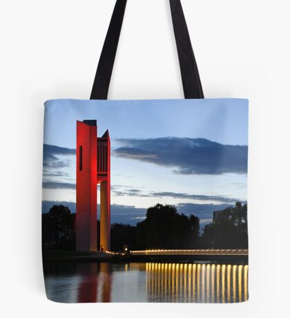 National Carillon Canberra Tote Bag