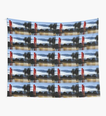 National Carillon Canberra Wall Tapestry