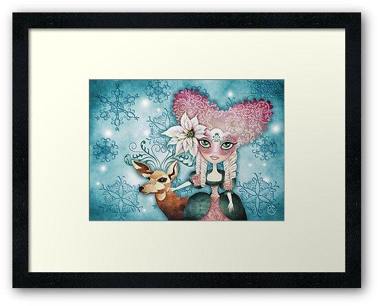 Noelle's Winter Magic by sandygrafik
