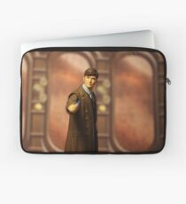 The Tenth Doctor Laptop Sleeve