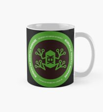 Bureau of memetic warfare mug green Mug