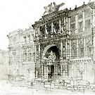 Palazzo di Gusticia, Rome by Maja Wrońska