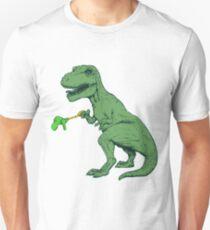 Unstoppable T-Rex T Rex T Shirt Unisex T-Shirt