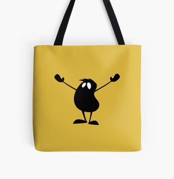 BadaBada - C is for Clap All Over Print Tote Bag