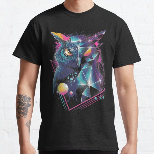 Rad Owl T-shirt classique