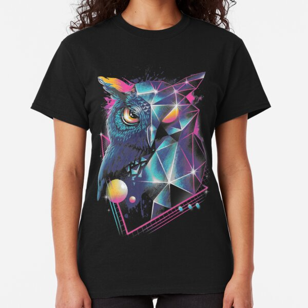 Rad Owl Classic T-Shirt