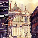 Rome Il Gesu by Maja Wrońska