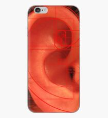 Phi, Ear and Spirals iPhone Case
