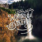 A Place Both Wonderful & Strange by mess