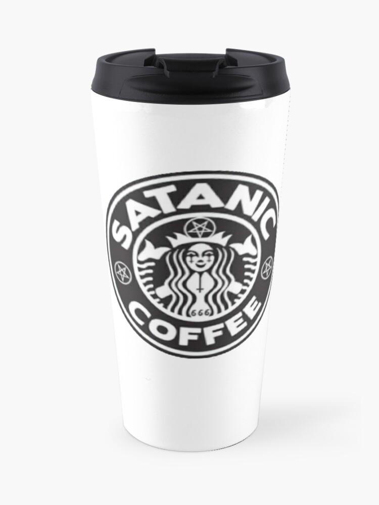 Satanic Satanic StarbuckTravel StarbuckTravel Mug Mug Satanic StarbuckTravel srQthd