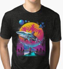 Rad Shark Tri-blend T-Shirt