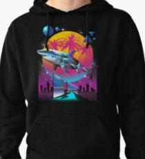 Rad Shark Pullover Hoodie