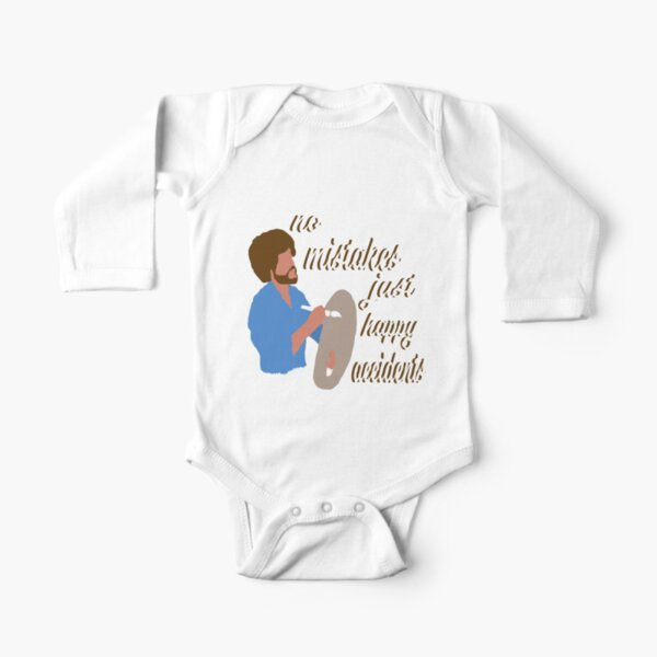 Happy Accidents Long Sleeve Baby One-Piece