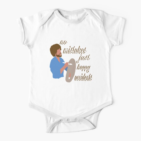 Happy Accidents Short Sleeve Baby One-Piece