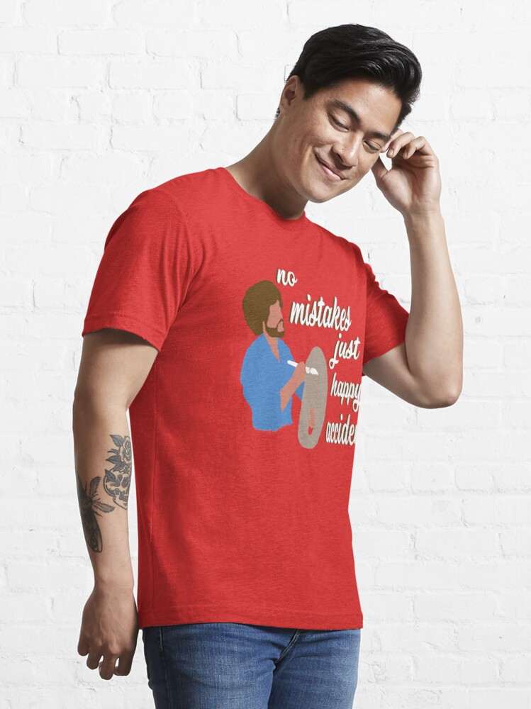 Alternate view of  Happy Accidents Essential T-Shirt