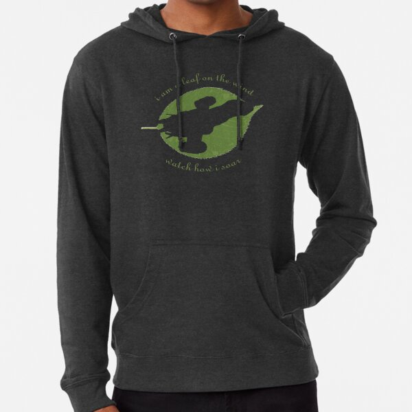 Firefly - Leaf on the Wind Lightweight Hoodie