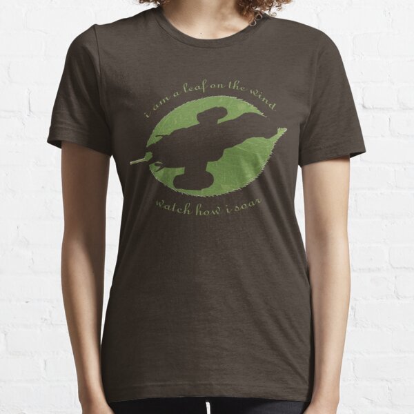 Firefly - Leaf on the Wind Essential T-Shirt