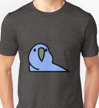 PartyParrot - Dark Blue T-Shirt