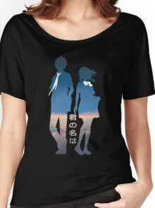 Kimi no Na wa - Your Name Women's Relaxed Fit T-Shirt