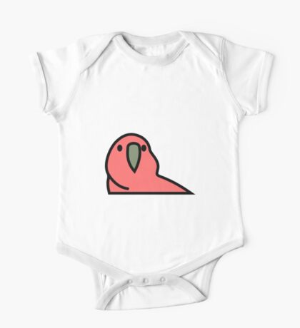 PartyParrot - Red Kids Clothes