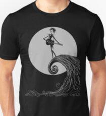 Robert Skellington - Silver Gray Unisex T-Shirt