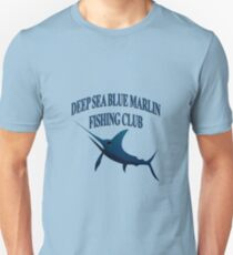 The Blue Marlin Fishing Club Unisex T-Shirt