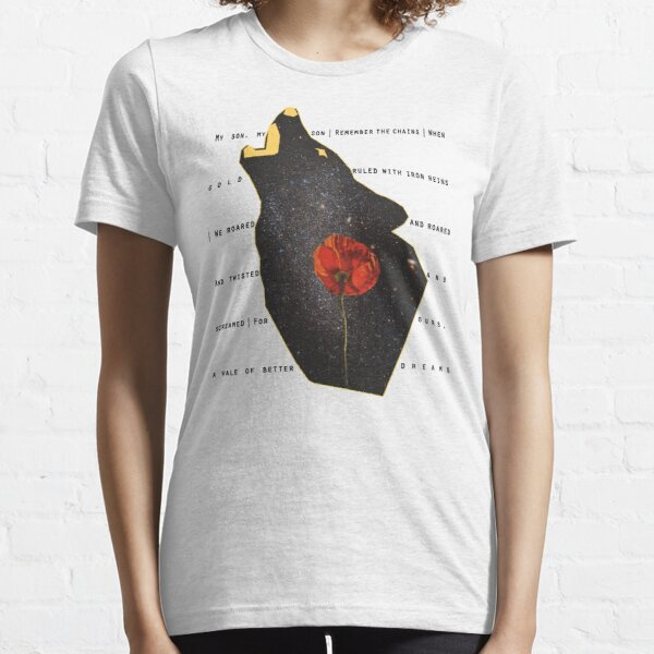 Omnis Vir Lupus Essential T-Shirt
