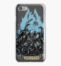 Use Fus Ro Dah! iPhone Case/Skin